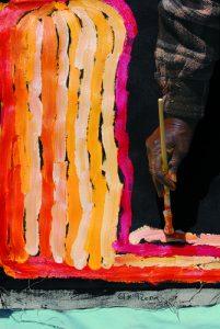 アボリジニアート展メイン画像