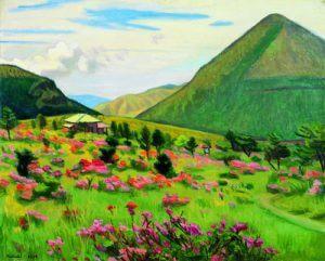国立公園絵画展メイン画像